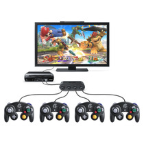 Adaptador De Controles De Gamecube Para Wii U (smash Bros)