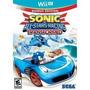 Sonic And All-stars Racing - Wii U - Nuevo Con Envio Gratis