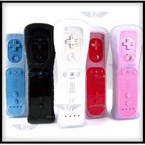 Control Wii Y Wii U Con Motion Plus Inside Nunchuck Y Funda