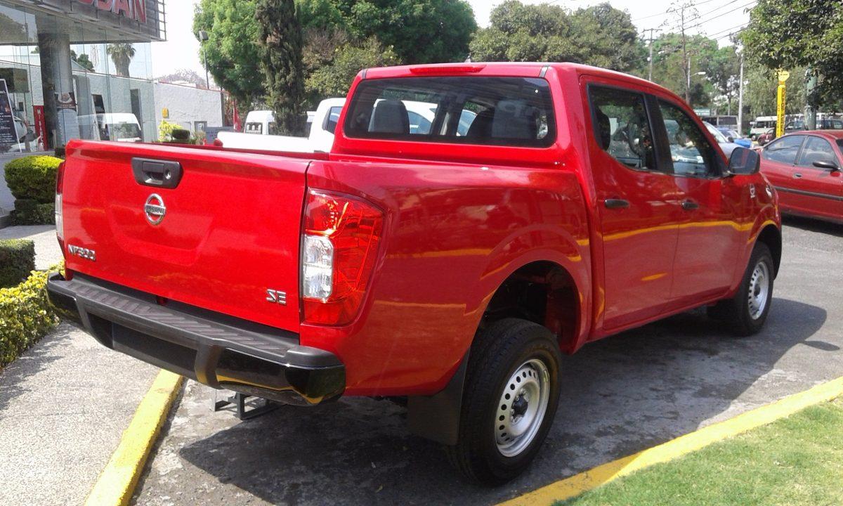 2014 Toyota Tacoma For Sale >> Camionetas Nissan Doble Cabina.html | Autos Post