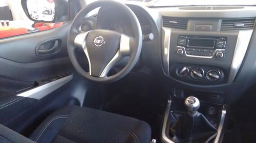Nissan Frontier Xe O Le Con Paq De Seg 2017