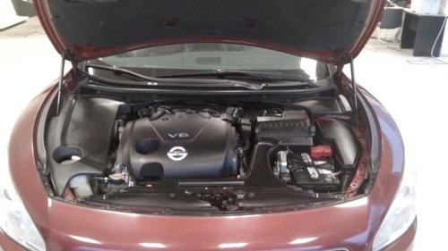Nissan Maxima Motor 3.5 2009 Color Vino