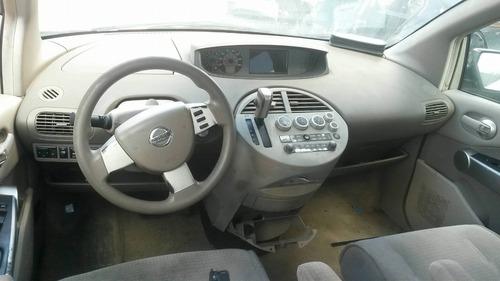 Nissan Quest 2005 ( En Partes ) 2004 - 2009 Motor 3.5