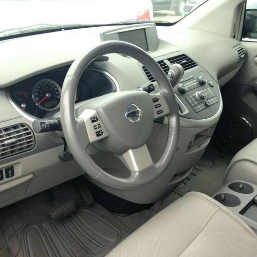 Nissan Quest Se 3.5l Piel 2007