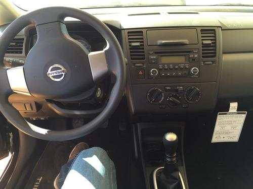 Nissan Tiida Sedan Advance 2016