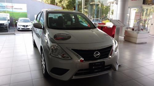 Nissan Versa 2017 Llevatelo 20% De Eng De 12 Hasta 72 Meses