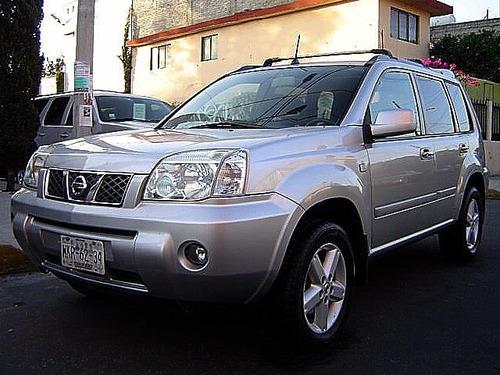 Nissan X-trail 2007 5p Slx Aut Piel
