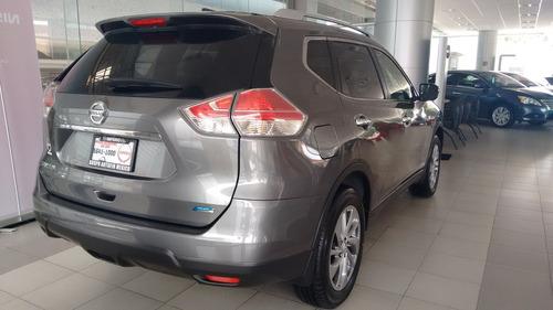 Nissan X-trail 2017 Llevatela Tasa 7.2%, 35% Eng A 24 M