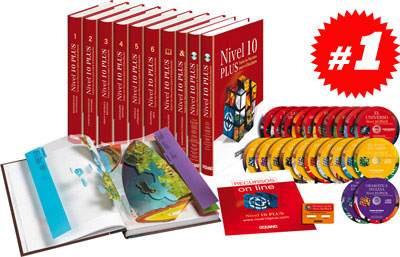 Nivel 10 Plus -todos Los Recursos Para El Estudiante-