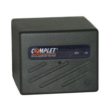 Regulador Complet Erv-5014 2000va 8 Contactos Negro +b+