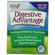 Los Probióticos Digestivos Advantage - Lactosa Defensa Fórmu