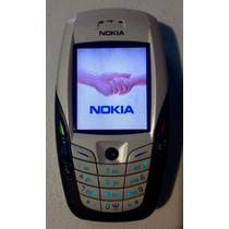 Nokia 6600 Funcionando Perfectamente De Coleccion