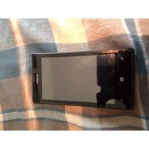 Lumia 520 Con Detalle En Botón De Encendido