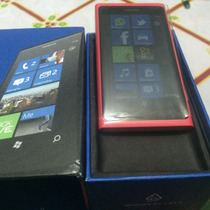 Nokia Lumia 800 Color Rosa. Nuevo.libre . $1999 Con Envio.