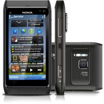 Nokia N8 Symbian Wifi Apps 3.5 3g 12mpx Redes Sociales