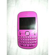Nokia Asha 201 Rosa Movistar Empacado Y Totalmente Nuevo