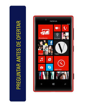 Nokia Lumia 720 G.7pulg Wifi Android Gps 3g Redes Sociales