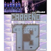 Estampados Monterrey Tercera 2011-2012 $99 #13 Carreño