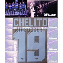 Estampados Monterrey Tercera 2011-2012 $100 #19 Chelito