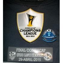 Match Detail Leyenda Final Concachampions América 2015