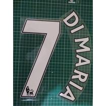 Premier League Numeros Nombres Para Tus Jerseys Estampados