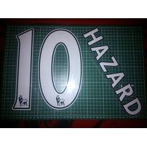 Premier League Estampados Para Tus Jerseys Chelsea Hazard