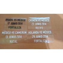 Match Detail Mexico, Argentina Mundial 2014 Brasil Adidas