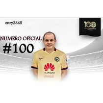 Número Oficial C.blanco #100 Despedida De Un Grande