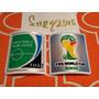 Parches Originales Mundial Brasil 2014