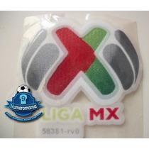 Parche Liga Bancomer Mx 3d Lextra 14-15 Para Jersey Pumas