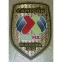 Parche Campeon America Clausura 2013