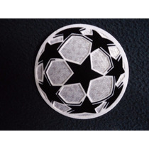 Parche Star Ball Afelpado Champions League