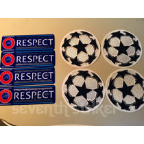 Parches Uefa Champions League Starball Y Respect