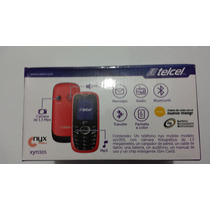 Celular Nyx 305 Telcel Camara 1.3mp Bluetooth Radio Mensajes