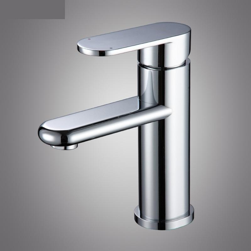 Odbo 9851 monomando mezcladora para lavabo en cromo for Mezcladora para lavabo