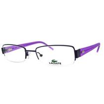 Armazones Oftalmicos Lacoste, Purple & Black L 2115