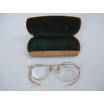 Lentes Lectura Bausch&lomb Mod Ful Vue 12k Oro Filigrana 40s