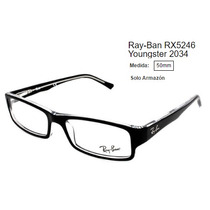 Armazón Para Lentes Ray-ban Rx5246 Youngster 2034