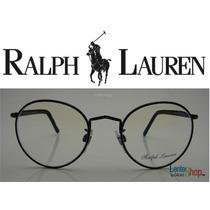 Lentes Oftalmicos Ralph Lauren Black Gunmetal Pl9005-q