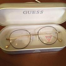 Guess Eyewear Armazón Oftálmica Stainless Steel