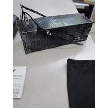 Oakley Oftalmico Nuevo Tincup Con Fibra De Carbono Y Titanio