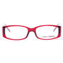 Lente Armazon Oftalmico Dolce Gabbana 3027 Mujer Rojo Devlyn