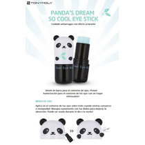 Tonymoly Panda Dream So Cool Ojeras Arrugas Hidratante