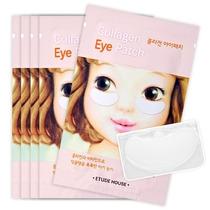 Etude House Collagen Eye Patch Parche Ojos Colageno 3pzs