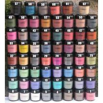 Lote Paquete Pigmentos Mac Cosmeticos