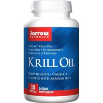 Jarrow Formulas Aceite De Krill Neptune 30 Cápsulas (paquete