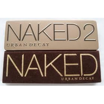 Sombras Naked By Urban Decay 100% Originales (1, 2 Y 3)