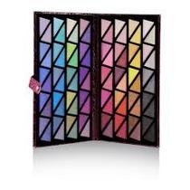 Kit/paleta/set 80 Sombras Pigmentadas Ultrachic.fácil Viaje.