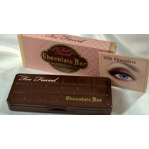Chocolate Bar Too Faced Oferta Paletas De Sombras
