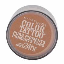 Sombras Pigmentos En Polvo Maybelline Tono #35 Bronce Romper